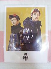EXO KOLON SPORT 2013 Photo PostCard Type-F Official K-POP