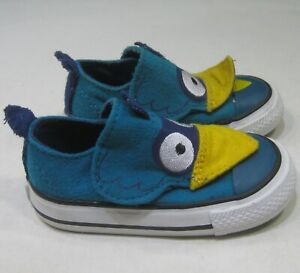 converse 745123f Chuck Taylor All Star  'Creatures' Slip-On Sneaker Size 4 C