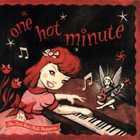 cd musica red hot chili peppers One Hot Minute