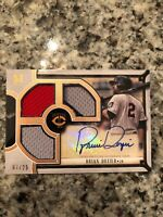 2018 Topps Museum Brian Dozier Patch Auto /25