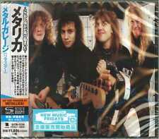 METALLICA-THE $5.98 EP - GARAGE DAYS RE-REVISITED-JAPAN SHM-CD D20