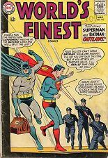 WORLD'S FINEST # 148 / DC 1965 / V.GOOD+ / CONGORILLA.