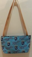 ROYALS TEAM SPIRIT PURSE/POUCH  WITH ZIPPER TOP OPENING