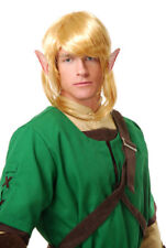 Elf Warrior Wig Halloween Fantasy Costume Accessory