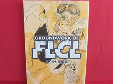 Furiculi Groundwork Of FLCL original picture illustration art book