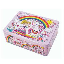 Princesa Treasures unicornio Bote almacenaje Rachel Ellen Decorativo Niña