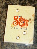 SILVER CITY , CASINO, LAS VEGAS, SOUVENIR DECK OF PLAYING CARDS