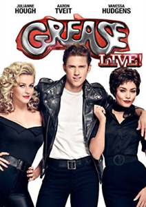 GREASE LIVE / (DOL WS SEN)-GREASE LIVE / (DOL WS SEN) (US IMPORT) DVD NEW