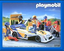 Playmobil Sets pieces : 3301-3738-3846 Theme : Racing