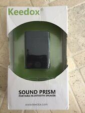 Keedox Sound Prism Portable Bluetooth Speaker Outdoor Phone Ipad Music