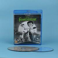 Frankenweenie - Walt Disney Blu-Ray + DVD - Tim Burton Franken Weenie BILINGUAL