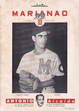 Chicuelo Garcia 1949-50 Alerta Cuban Baseball Premium Photo Marianao Set Break