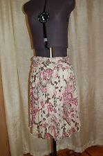 Alice + Olivia Silk Skirt Size S