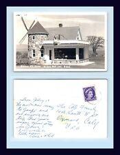 CANADA QUEBEC ST JEAN PORT JOLI ATELIER CARON 16 JULY 1963 TO THE COTE'S, OXNARD