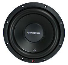 "New ROCKFORD FOSGATE R2D2-10 500W 10"" 2-Ohm DVC Subwoofer Power Sub Woofer"