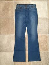 bebe Premium Jeans Boot Sz 29 in Blue (28x34) -D-