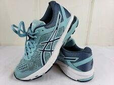 ASICS GT-1000 Running Shoes Porcelain Blue White T7A9N Womens Size 8.5