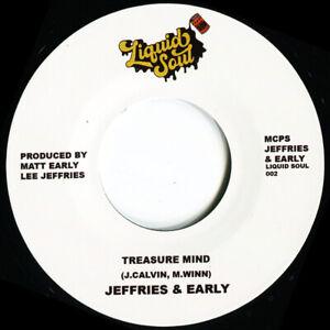 JEFFRIES & EARLY TREASURE MIND  Soul Northern Motown