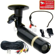 Audio Video Security Camera with SONY CCD In/Outdoor CCTV Wide Angle Bullet mdo