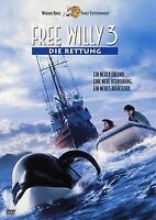 Free Willy 3 - Die Rettung von Sam Pillsbury | DVD | Zustand gut
