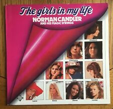 Norman Candler and his Magic Strings - The Girls In My Life German 1974 LP