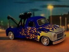 1951 51 STUDEBAKER TOW TRUCK 1/64 SCALE COLLECTIBLE REPLICA DIORAMA MODEL