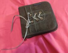 No Boundaries Shoe Looking CD Case Holder With Shoe Laces