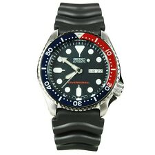 SEIKO SKX009 SKX009K MENS AUTOMATIC DIVER'S BAND 200M WATCH