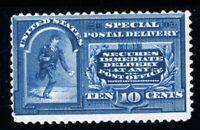 USAstamps Unused FVF US 1895 Special Delivery Scott E5 OG MH