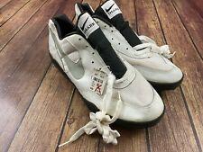 Vintage Nike Shark White Football Cleats - Size 14 - New - NWOB