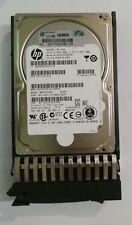 """HP 600GB  2.5"""" SAS HDD 6G DP 10K       581311-001 507129-014 G6 G7 MBF2600RC"""