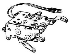 Serratura porta elettrica anteriore DX Fiat Croma / Lancia Thema