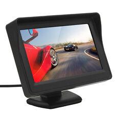 4.3'' LCD Bildschirm FPV Modelle Monitor für Auto Rückansicht CCTV DVD Spieler