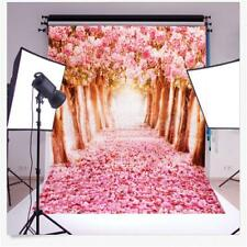 3x5ft Sakura Floor Photography Backdrop Studio Photo Prop Background Wall