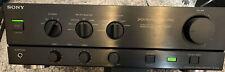 Sony TA-F220 Verstärker Stereo