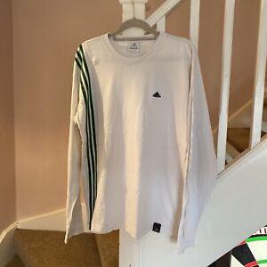 Adidas Long Sleeved T Shirt Size XL Designer Casual Retro Vintage Originals