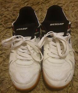 RS Dunlop Women's White Trainers UK6