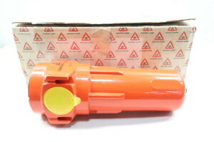 Domnick Hunter ACS-0058G Pneumatic Filter 290psi 3/4in Npt