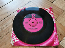 "sandie shaw puppet on a string 7"" vinyl record"