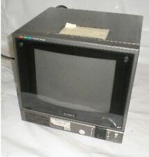"Sony Cvm-1271 Trinitron Color 12"" Receiver / Monitor"