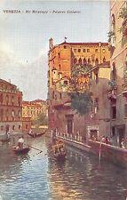 POSTCARD  ITALY   VENEZIA    Rio   Meravegie