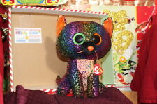 """Ty Beanie Boos Spellbound The Claire'S Exclusive Cat.9"""".2018.Mwnmt.Ni ce Gift"""