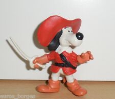 DOGTANIAN AND THE THREE MUSKEHOUNDS PVC Figure STARTOYS années 80