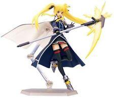 figma 009 Magical Girl Lyrical Nanoha StrikerS Fate Barrier Jacket ver. Figure
