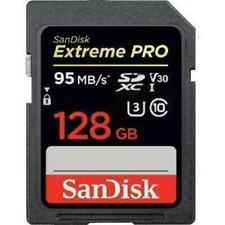SanDisk Extreme PRO 128GB 95MB/s UHS-I (SET OF 5 )  SD SDHC SDXC memory Card