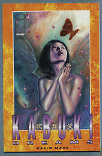 Kabuki Dreams 1998 David Mack Prestige Format Image Comics D