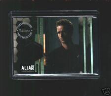 Alias season 4  PW7  Michael Vartan costume card
