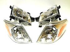 Opel SINTRA Silhouette 1996-1999 turn signal blinker lights +HEADLIGHTS set pair