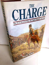 BOOK 19th C Crimean War The Charge Why the Light Brigade was Lost M Adkin op '96