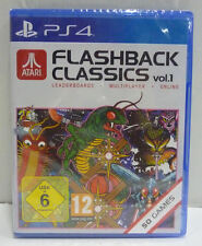 ATARI FLASHBACK CLASSICS VOL. 1 PS4 PLAYSTATION 4 NEW SEALED
